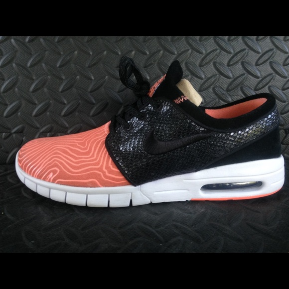 a476d9b1d348 Nike Stefan Janoski Max Fish Ladder Salmon sz 8.5